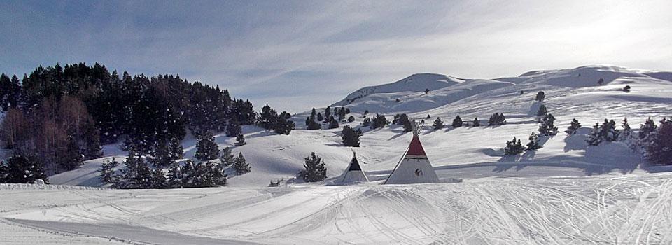 Alquiler y venta en la estación de esquí de Aramon Formigal